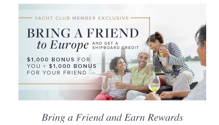 Windstar Bring A Friend Email