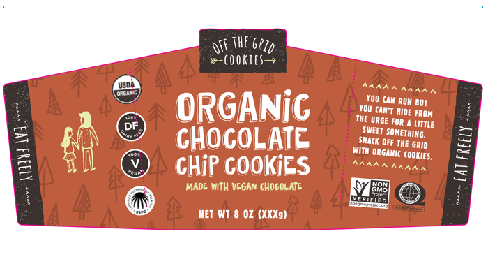 Schwartz Brothers Cookies Packaging