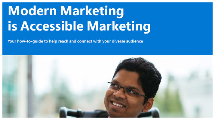 Microsoft Advertising EBook  Accessible Marketing